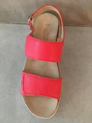melo corallo sandaal logo